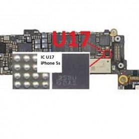 iPhone 5s IC U17 contrôle...