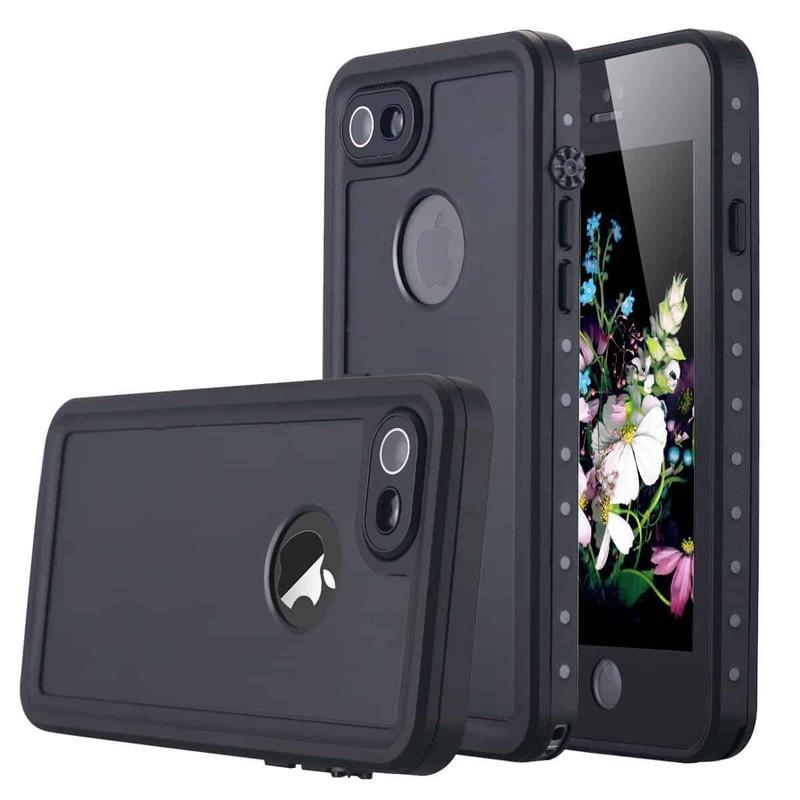 coque waterproof redpepper pour iphone 7 plus 8 plus noir coque redpepper waterproof pour iphone 7 plus 8 plus couleur noir