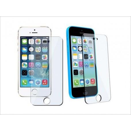 iPhone 5/5s/5c/SE Verre trempé haute dureté pour écran