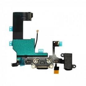 Dock connecteur de charge pour iPhone 7 Noir