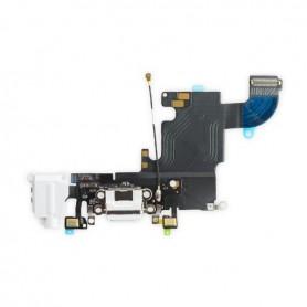 Dock connecteur de charge pour iPhone 7 Plus Blanc