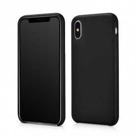 Coque silicone pour iPhone X