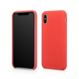 Coque en silicone iPhone X