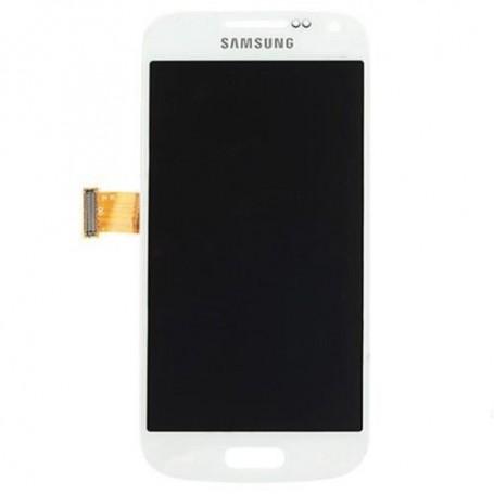 Écran complet Samsung Galaxy S4 Mini Blanc