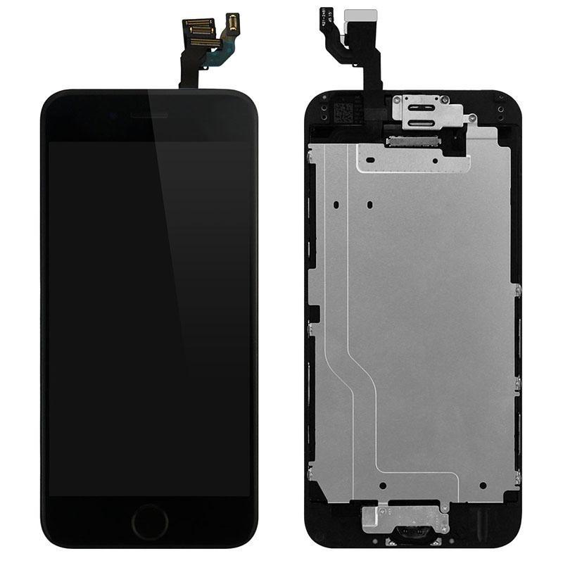ecran original reconditionn pour iphone 6 noir ecran. Black Bedroom Furniture Sets. Home Design Ideas