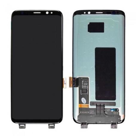 Écran complet LCD et Vitre Tactile pour Samsung Galaxy S8 Noir
