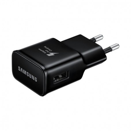 Samsung Chargeur USB Travel Adapter rapide 2A EP-TA20EBE noir