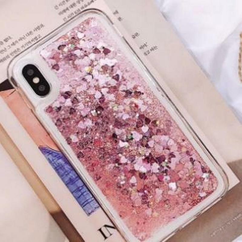 coque iphone xs max rose des sables