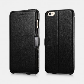 Etui icarer iPhone 6 Plus 6s Plus Noir