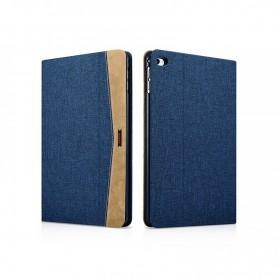 Etui iPad mini 4 bleu