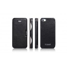 Etui iPhone 5 5s SE noir