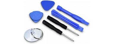 Outils pour réparation smartphone tablettes et ordinateurs